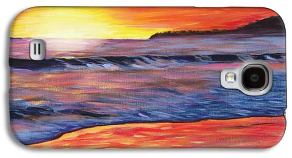 Sun Galaxy S4 Cases - Sailors Delight Galaxy S4 Case by Anne West