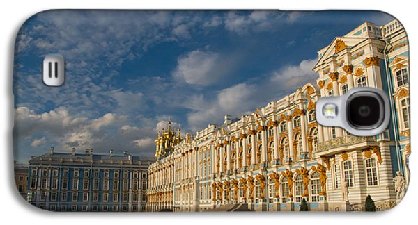 Catherine Galaxy S4 Cases - Saint Catherine Palace Galaxy S4 Case by David Smith