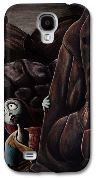 Animation Galaxy S4 Cases - Sally Galaxy S4 Case by Marlon Huynh