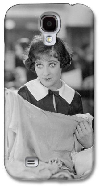 Becky Photographs Galaxy S4 Cases - Sally Oneil: Becky, 1927 Galaxy S4 Case by Granger