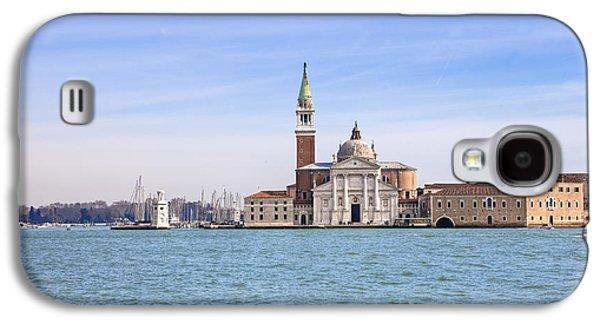 San Marco Galaxy S4 Cases - San Giorgio Maggiore Galaxy S4 Case by Joana Kruse