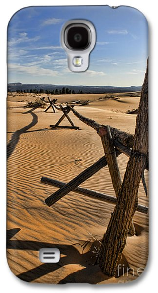 Sand Galaxy S4 Case by Heather Applegate