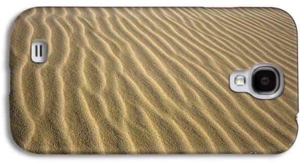 Sahara Sunlight Galaxy S4 Cases - Sandhills Galaxy S4 Case by MotHaiBaPhoto Prints