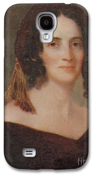 First Lady Galaxy S4 Cases - Sarah Polk Galaxy S4 Case by Photo Researchers