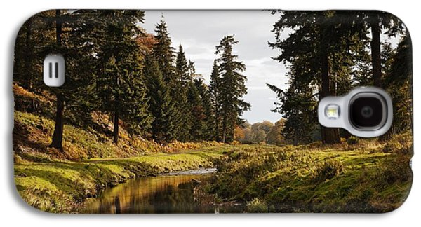 Design Pics - Galaxy S4 Cases - Scenic River, Northumberland, England Galaxy S4 Case by John Short