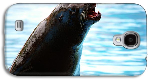 Sea-lion Galaxy S4 Case by Carlos Caetano