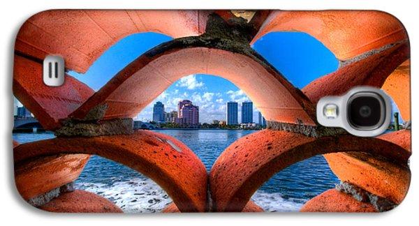 Waterscape Galaxy S4 Cases - Secret Keyhole Galaxy S4 Case by Debra and Dave Vanderlaan