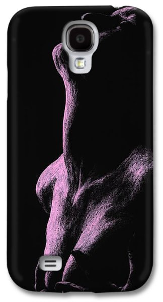 Fine Art Pastels Galaxy S4 Cases - Secrets Galaxy S4 Case by Richard Young