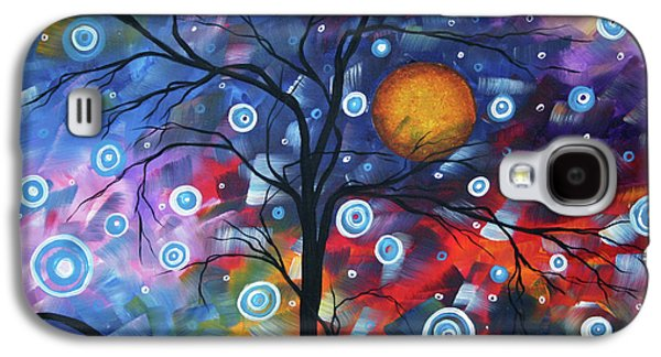 Whimsy Galaxy S4 Cases - See the Beauty Galaxy S4 Case by Megan Duncanson