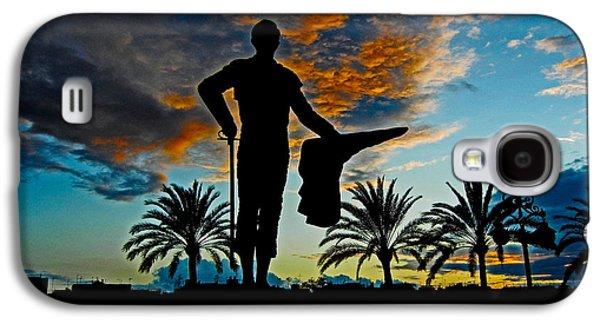 Spanien Galaxy S4 Cases - Senor Pepe Luis Vazquez Galaxy S4 Case by Juergen Weiss