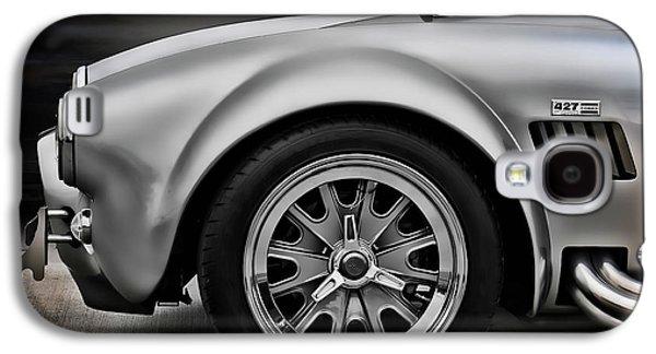 Automotive Digital Art Galaxy S4 Cases - Shelby Cobra GT Galaxy S4 Case by Douglas Pittman