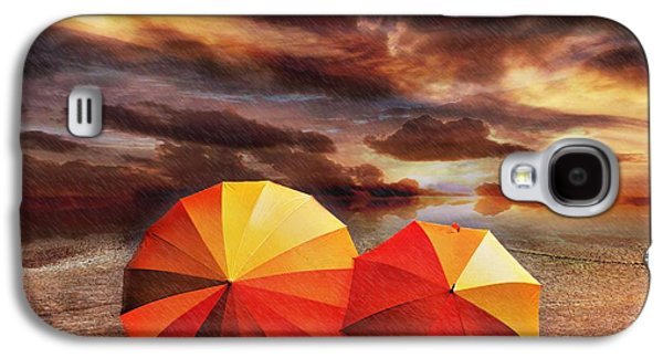Dreamscape Digital Art Galaxy S4 Cases - Shelter Galaxy S4 Case by Photodream Art