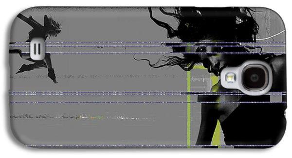 Shuttered Glass Galaxy S4 Case by Naxart Studio