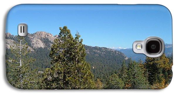 Sierra Nevada Mountains 2 Galaxy S4 Case by Naxart Studio