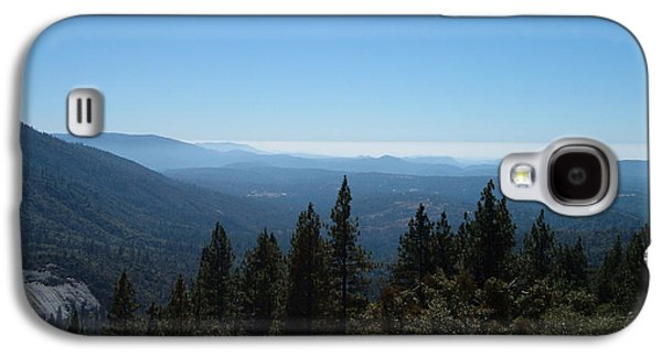 Sierra Nevada Mountains Galaxy S4 Case by Naxart Studio