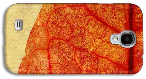 Silent Poetry Galaxy S4 Case by Brett Pfister
