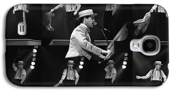 Elton John Photographs Galaxy S4 Cases - Sir Elton John 9 Galaxy S4 Case by Dragan Kudjerski