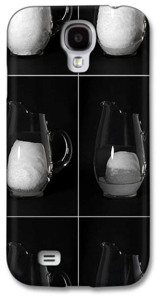 Snow Melt Galaxy S4 Cases - Snow Melting Galaxy S4 Case by Ted Kinsman