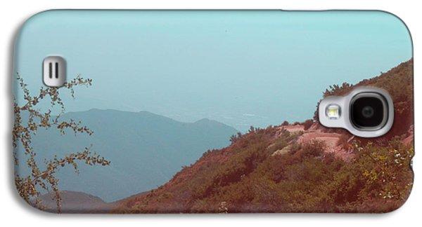 Southern California Mountains Galaxy S4 Case by Naxart Studio