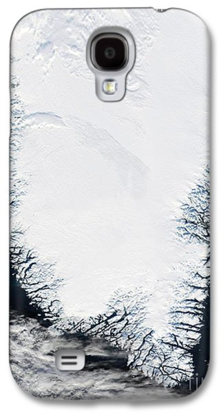 Photosynthetic Galaxy S4 Cases - Southern Greenland Galaxy S4 Case by NASA / Science Source