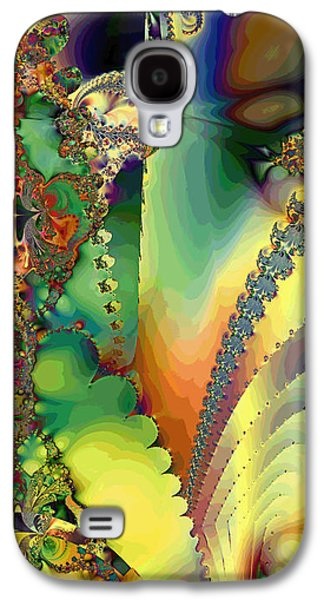 Space B Of B Galaxy S4 Case by Betsy Knapp