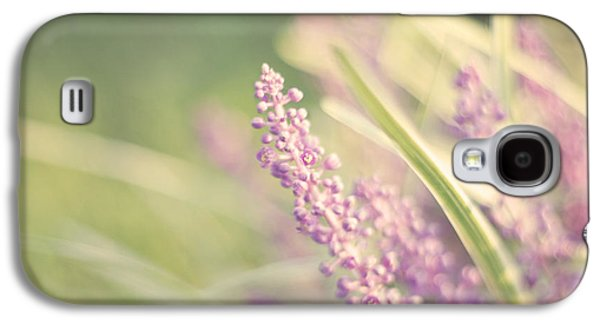 Soft Photographs Galaxy S4 Cases - Speak Softly Galaxy S4 Case by Amy Tyler