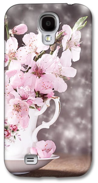 Cherry Blossoms Galaxy S4 Cases - Spring Blossom Galaxy S4 Case by Amanda And Christopher Elwell