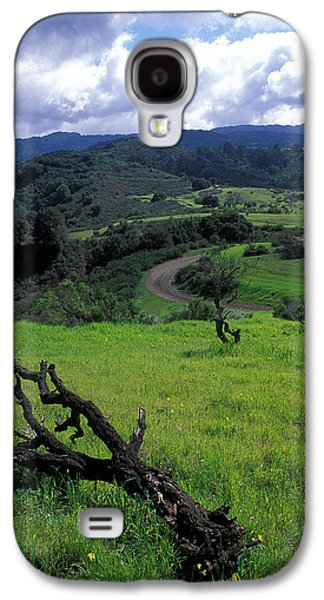 Storm Prints Photographs Galaxy S4 Cases - Spring Storm Galaxy S4 Case by Kathy Yates
