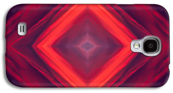 Symetry Galaxy S4 Cases - Square Sky Sunset Galaxy S4 Case by  Onyonet  Photo Studios