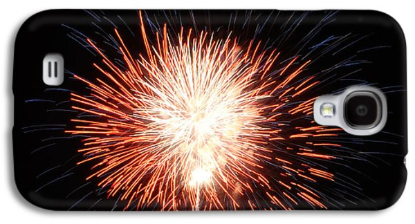 4th July Galaxy S4 Cases - St Clair Fireworks 1 Galaxy S4 Case by Grace Grogan