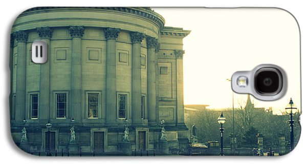 St George Galaxy S4 Cases - St Georges Hall Liverpool Galaxy S4 Case by Nomad Art And  Design
