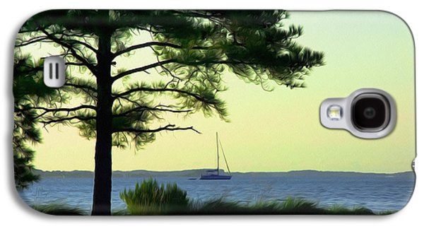 St George Galaxy S4 Cases - St. Georges Island Galaxy S4 Case by Bill Cannon