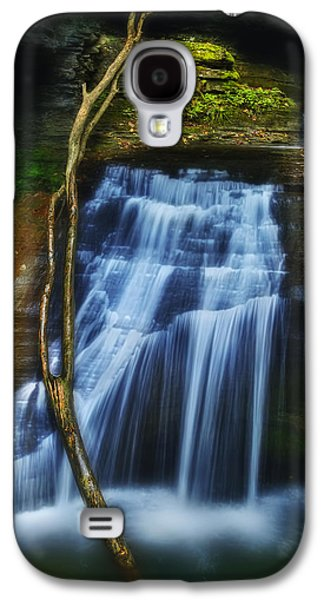 Ithaca Galaxy S4 Cases - Standing In Motion Galaxy S4 Case by Evelina Kremsdorf