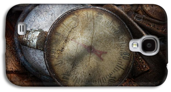 Mechanism Galaxy S4 Cases - Steampunk - Gauge for sale Galaxy S4 Case by Mike Savad