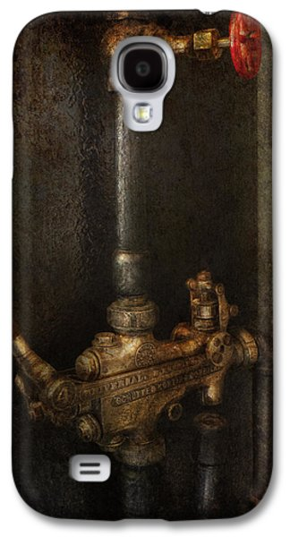 Mechanism Galaxy S4 Cases - Steampunk - Plumbing - Number 4 - Universal  Galaxy S4 Case by Mike Savad