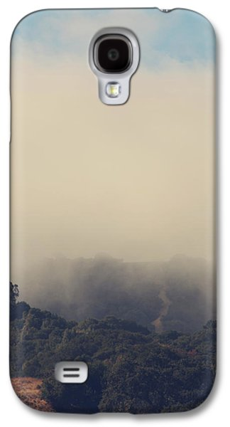 Mist Galaxy S4 Cases - Still Hanging On Galaxy S4 Case by Laurie Search
