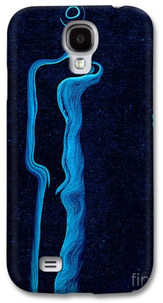 Stone Digital Galaxy S4 Cases - Stone Men 01c2 - Her Galaxy S4 Case by Variance Collections
