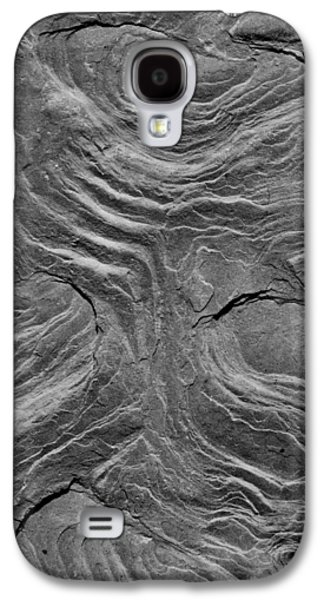 Stone Digital Art Galaxy S4 Cases - Stoned Galaxy S4 Case by Mike McGlothlen