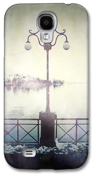 Ghastly Galaxy S4 Cases - Street Lamp Galaxy S4 Case by Joana Kruse