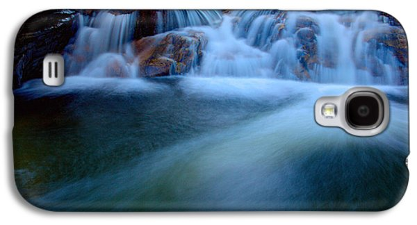 Outdoor Galaxy S4 Cases - Summer Cascade Galaxy S4 Case by Chad Dutson