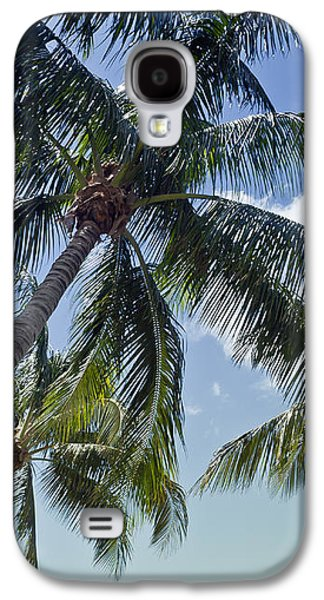 Horizontal Digital Galaxy S4 Cases - Summer Feeling Galaxy S4 Case by Melanie Viola