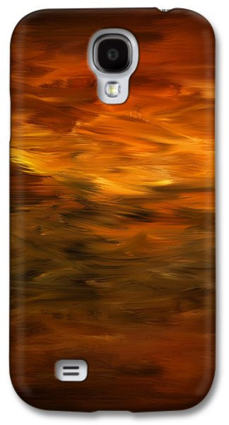 Cherry Blossoms Galaxy S4 Cases - Summers Hymns Galaxy S4 Case by Lourry Legarde