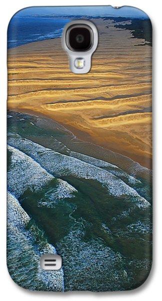 Skip Hunt Galaxy S4 Cases - Sun Rise Coast  Galaxy S4 Case by Skip Hunt