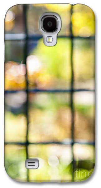 Botanical Galaxy S4 Cases - Sunny outside Galaxy S4 Case by Elena Elisseeva