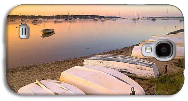 Sunrise Galaxy S4 Cases - Sunrise in Osterville Cape Cod Massachusetts Galaxy S4 Case by Matt Suess