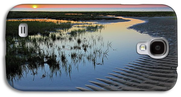 Cape Cod Galaxy S4 Cases - Sunset on Cape Cod Galaxy S4 Case by Rick Berk
