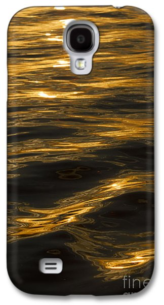 Reflections In Water Galaxy S4 Cases - Sunset Reflections Galaxy S4 Case by Dustin K Ryan