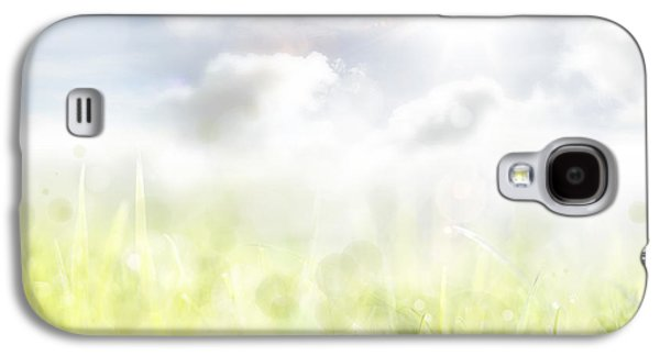Fantasy Photographs Galaxy S4 Cases - Sunshine Galaxy S4 Case by Les Cunliffe