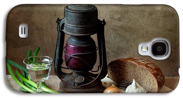 Medieval Galaxy S4 Cases - Supper Galaxy S4 Case by Nailia Schwarz