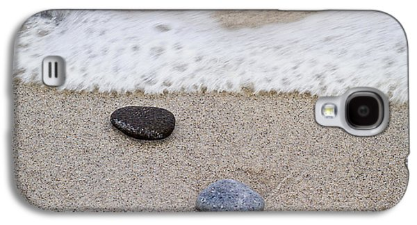 Symetry Galaxy S4 Cases - Surf Sand and Stones Galaxy S4 Case by TB Sojka